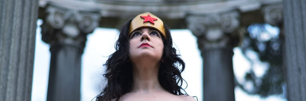 Wonder Woman, heroína de todas