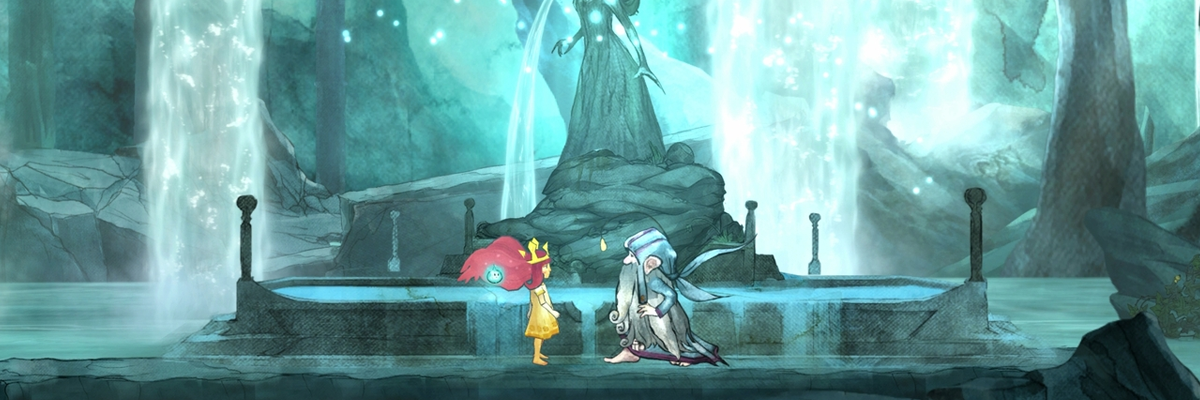Child of Light, un cuento de hadas.