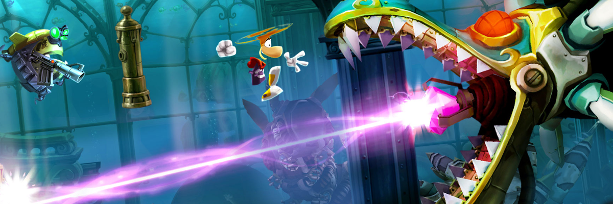 Rayman Legends, sudarás sangre.