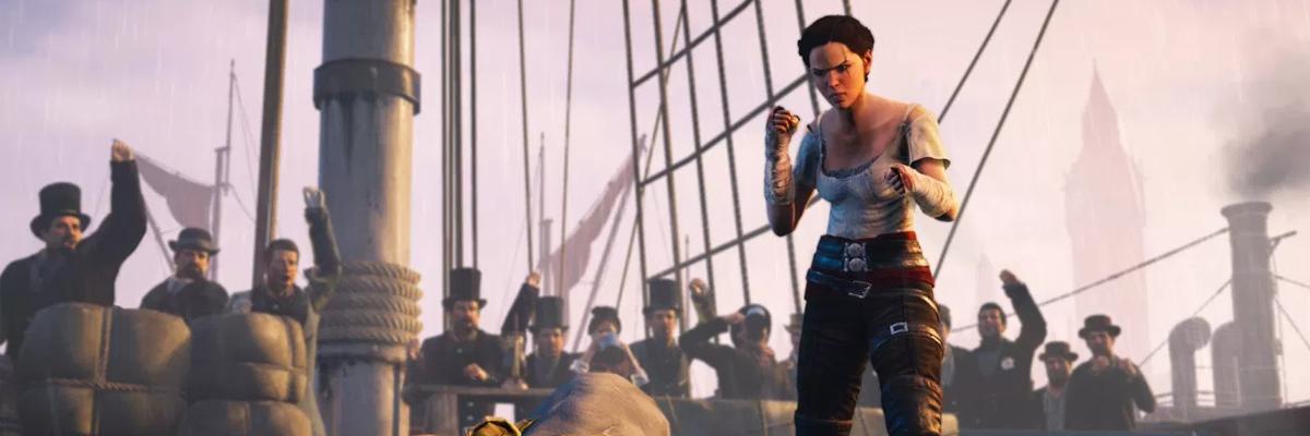 Assassin's Creed Syndicate, o cómo Ubisoft sí sabía animar mujeres