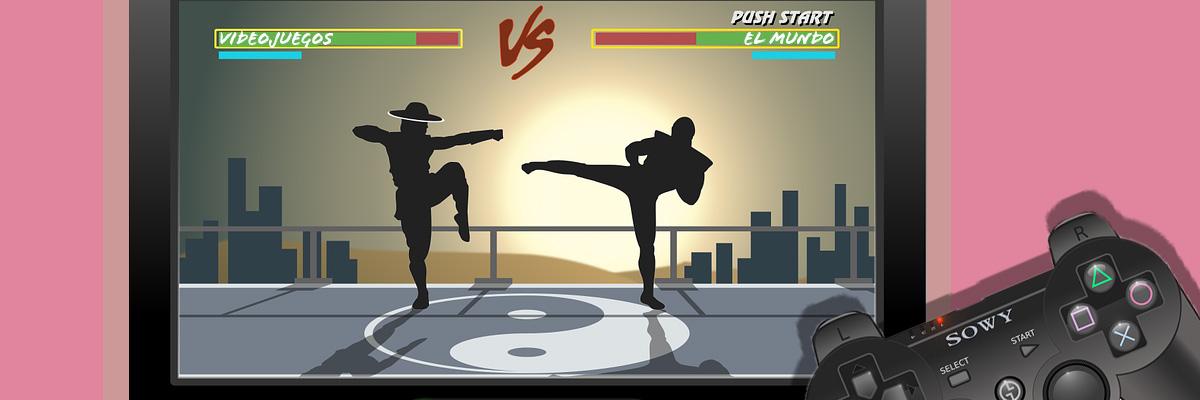 Videojuegos vs El mundo