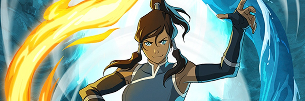 The Legend of Korra, mamporros elementales