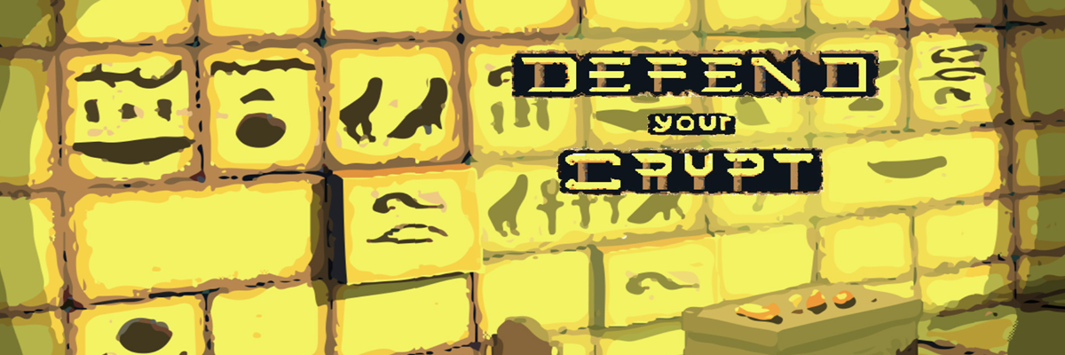 Defend Your Crypt: cazatesoros a mí
