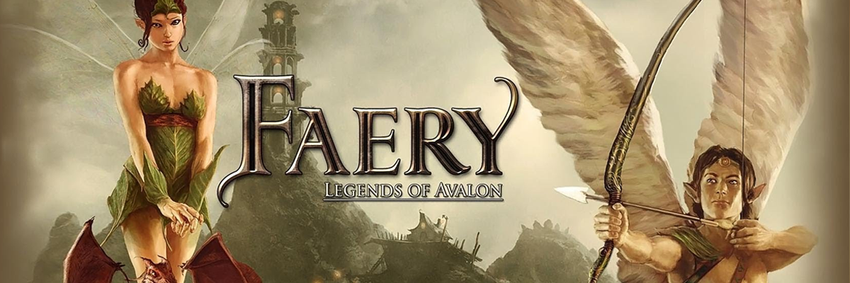 Faery – Legends of Avalon, un mashup de cuento