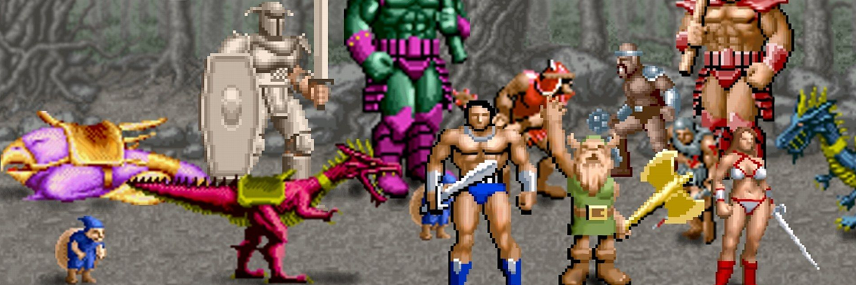 Nostalgia recreativa: Golden Axe
