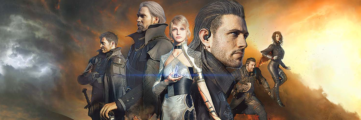 Kingsglaive: Final Fantasy XV, de princesas y mujeres en la nevera