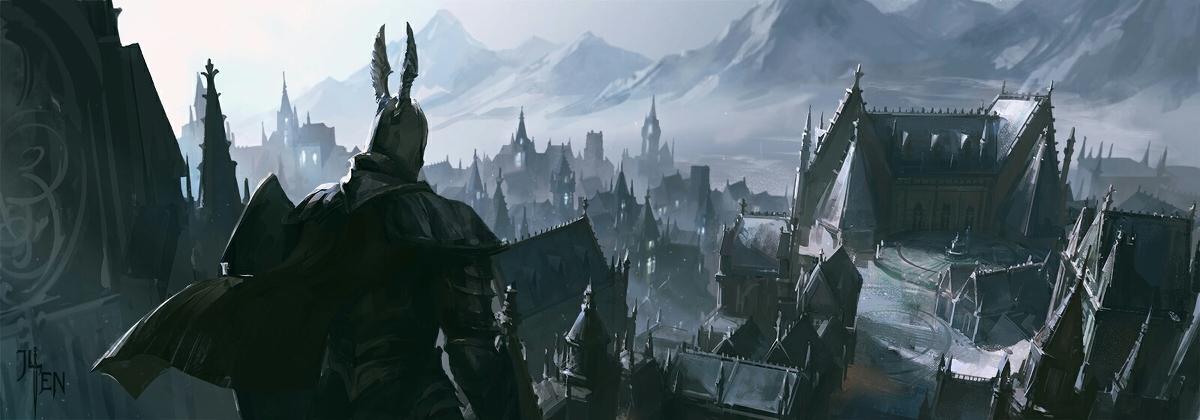 Dark Souls 3, bienvenidos a Lothric