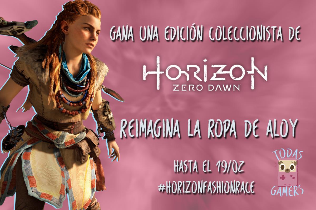 Concurso: #HorizonFashionRace