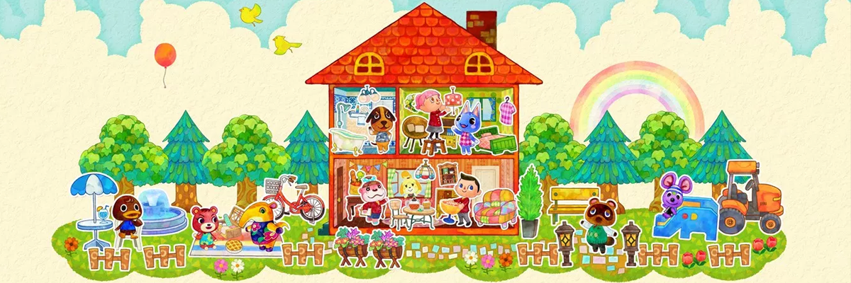 Animal Crossing: Happy Home Designer, casas de muñecos que no cogen polvo