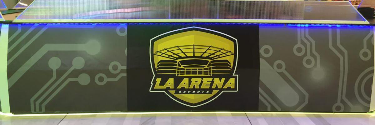 La Arena, un espacio en el que todo jugador se siente bienvenido