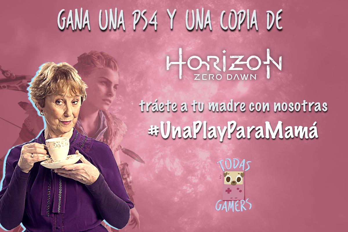 Concurso: #UnaPlayParaMamá