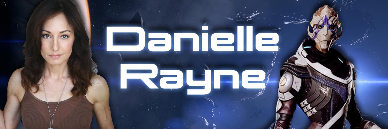 Conquistando Andrómeda: Danielle Rayne