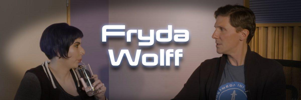 Conquering Andromeda, Fryda Wolff