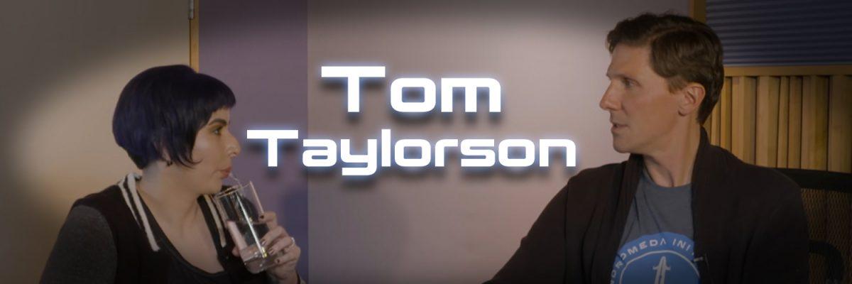 Conquistando Andrómeda: Tom Taylorson