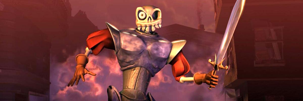 Dead Man Dan, el Héroe que Gallowmere se merece