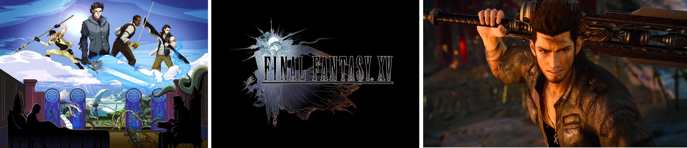 Final Fantasy XV, diez años, un parche, un extra y un DLC