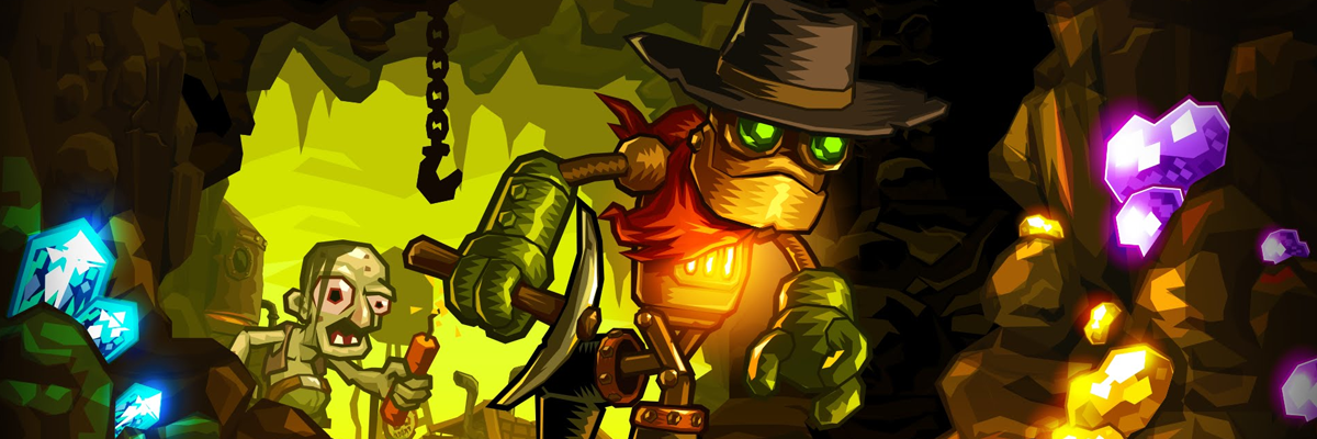SteamWorld Dig: A Fistful of Dirt; cavando un universo