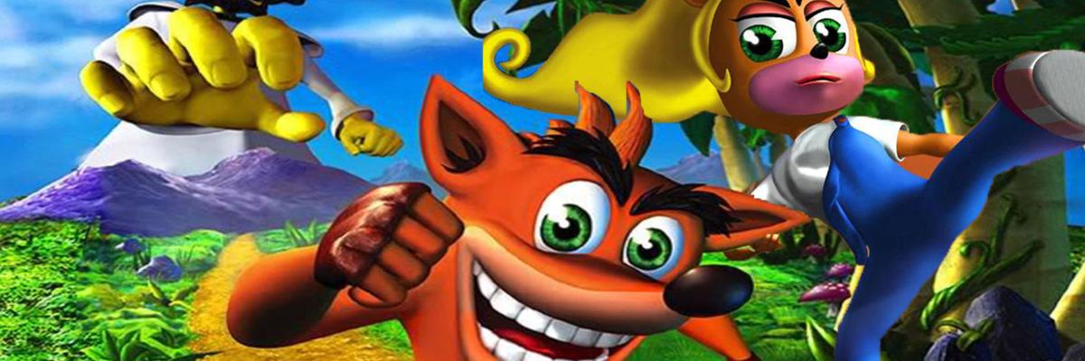 Crash Bandicoot, mi infancia