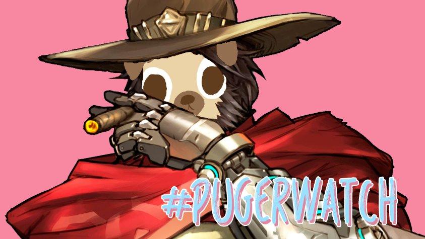 #Pugerwatch; maratoneando Overwatch