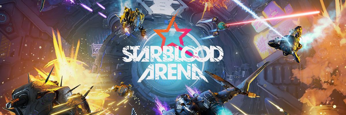 Starblood Arena, festivos pero descafeinados gladiadores espaciales