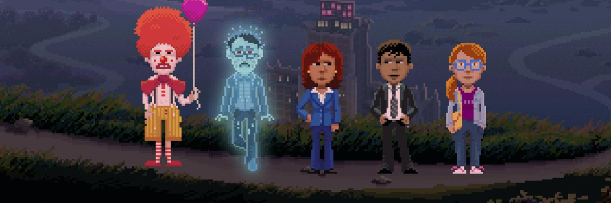 Ron Gilbert lo ha vuelto a hacer: Thimbleweed Park™