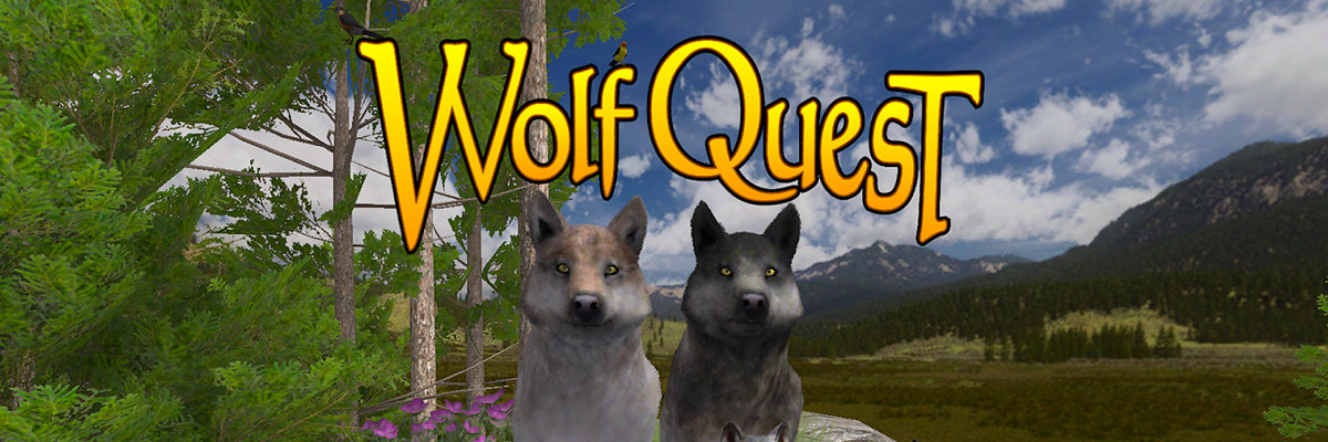 Wolf Quest, ¿sobrevivirías en la naturaleza?