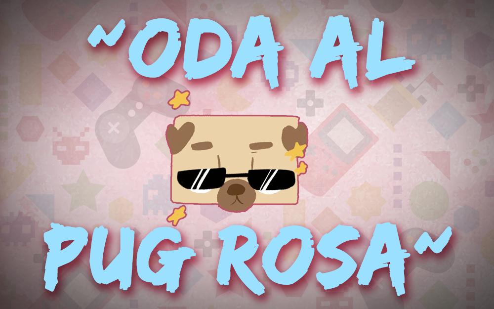 Oda Al Pug Rosa