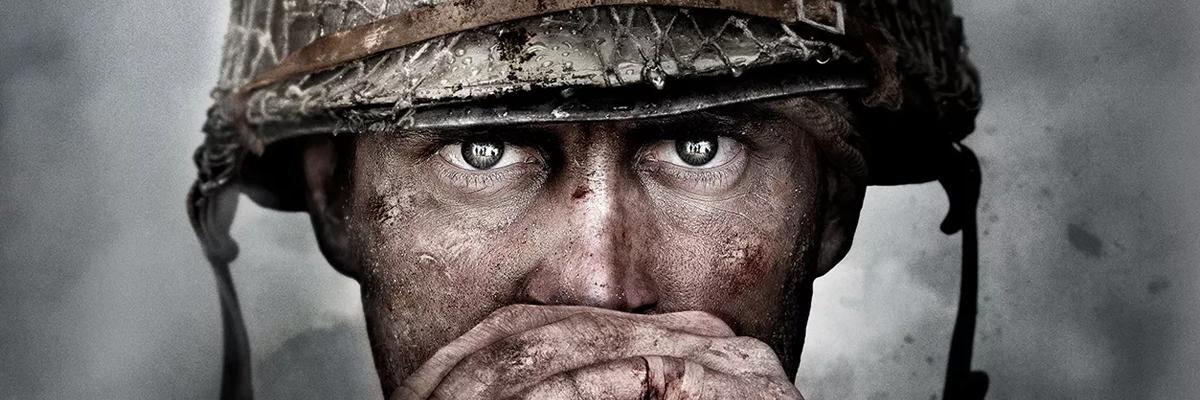 El soldado de los ojos tristes o por qué me encanta la carátula del nuevo Call of Duty
