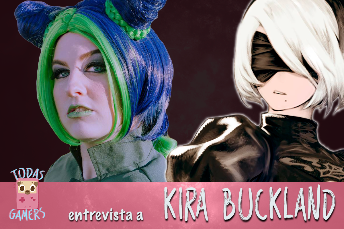 Interview with Kira Buckland ★