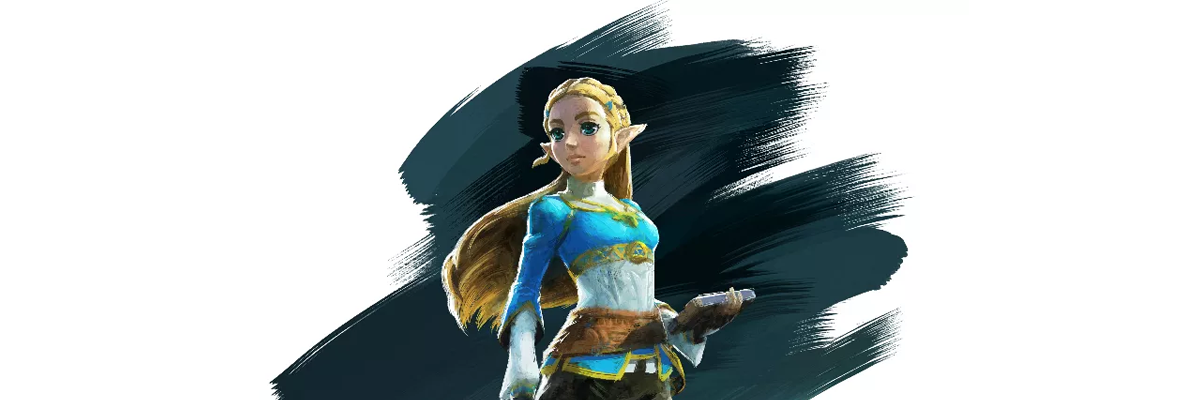 Zelda, por fin te conocemos