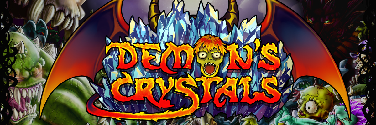 "DEMON'S CRYSTALS: matar zombis en plan ""happy"""