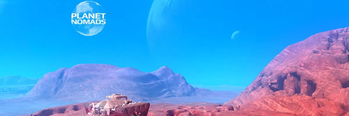Planet Nomads, paseos planetarios