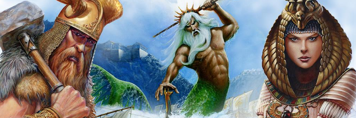 Age of Mythology: de dioses y héroes