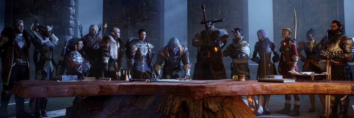 Parte del barco, parte de la tripulación, o cómo Dragon Age Inquisition va a destrozarme la vida