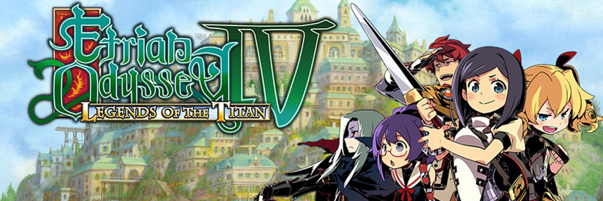 Etrian Odyssey IV: Legends of the Titan; volando voy, explorando vengo