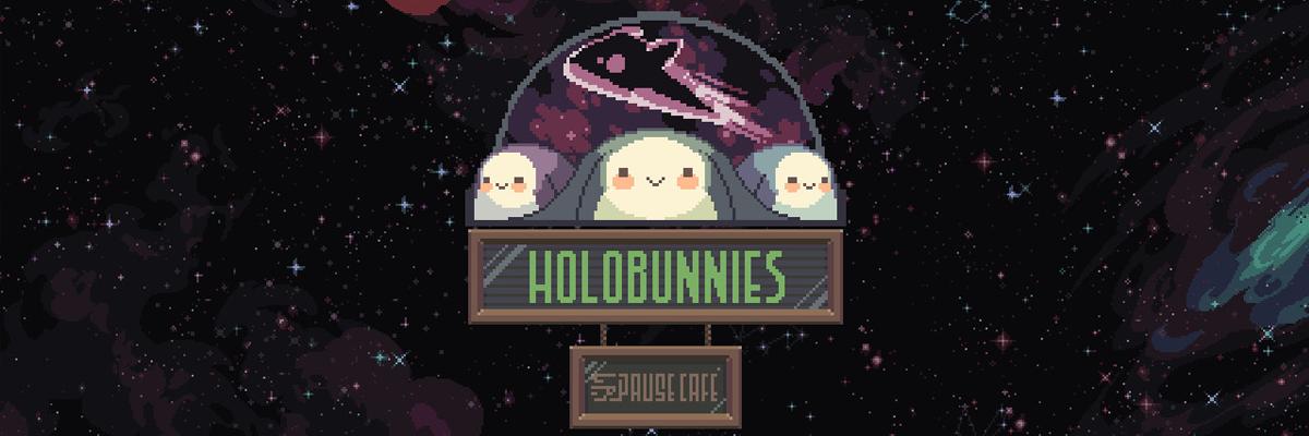 'Holobunnies: Pause Café' y ríete tú del Dark Souls