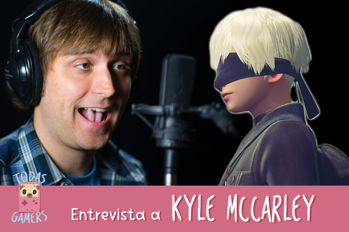 Interview with Kyle McCarley