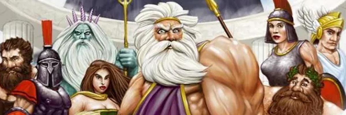 Zeus, Señor del Olimpo. Poderosos dioses nos rodean