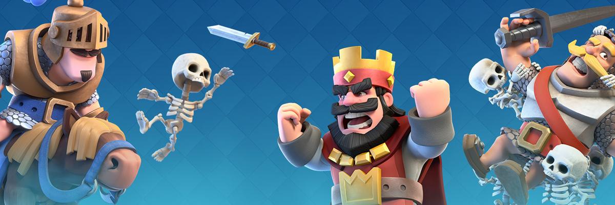Los piques son reales: Clash Royale