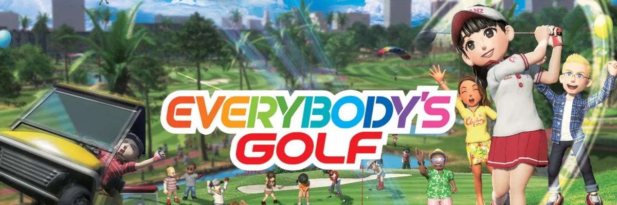 Everybody's Golf, donde todo el mundo es bienvenido