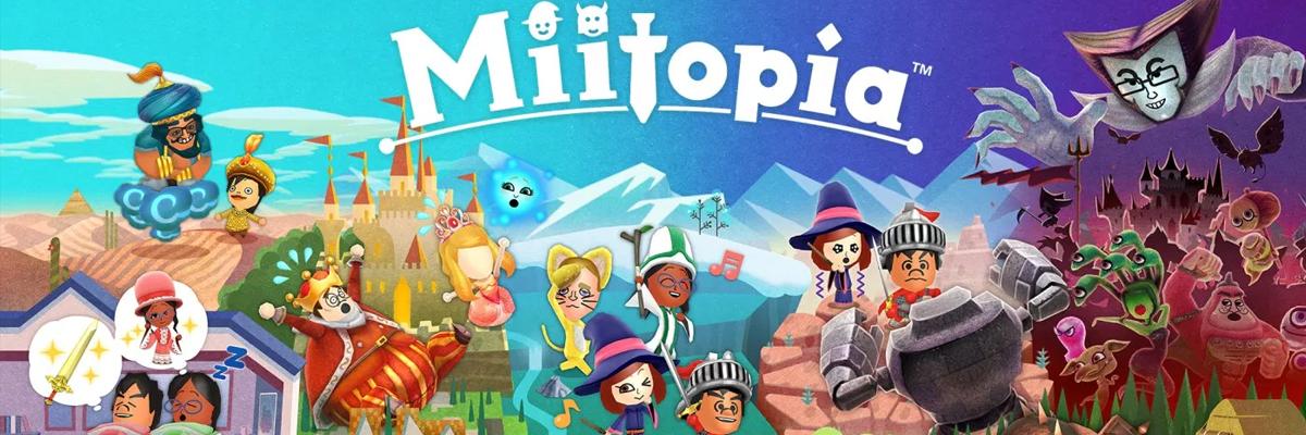 Miitopia: De aventuras con tus amigos