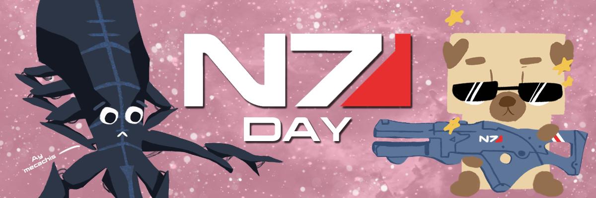 N7 Day — Ve a por los ojos, Boo