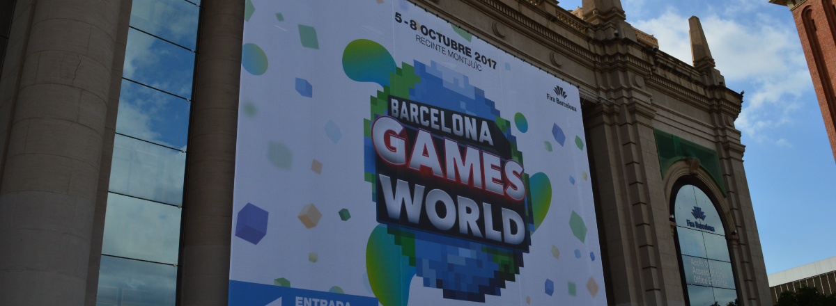 Ellas, las toasgueimers, en la Barcelona Games World 2017