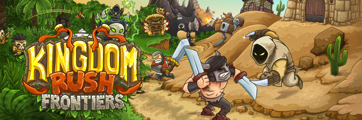 Kingdom Rush Frontiers, un cautivador tower defense