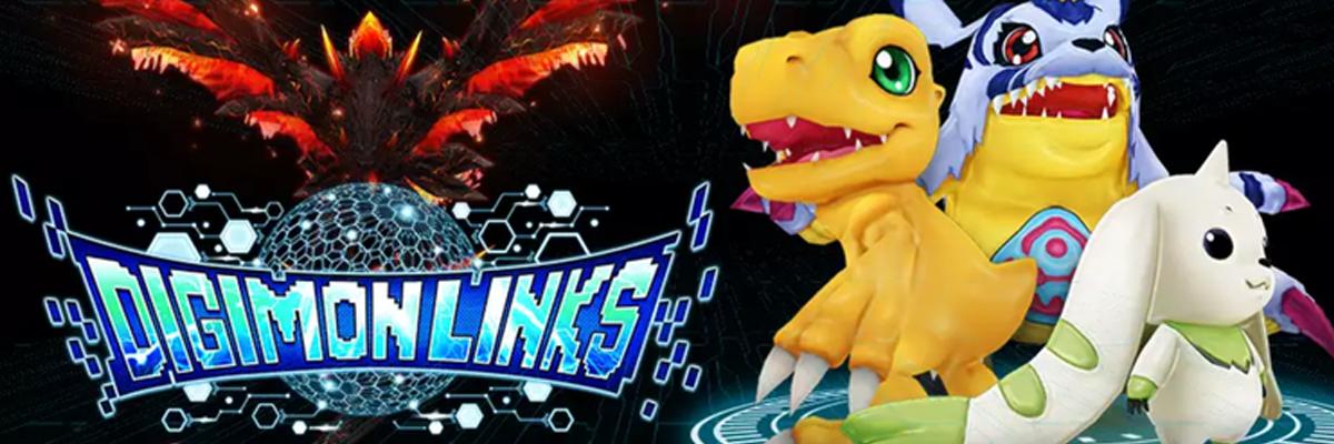 Digimon Links: Bienvenidos al mundo digital