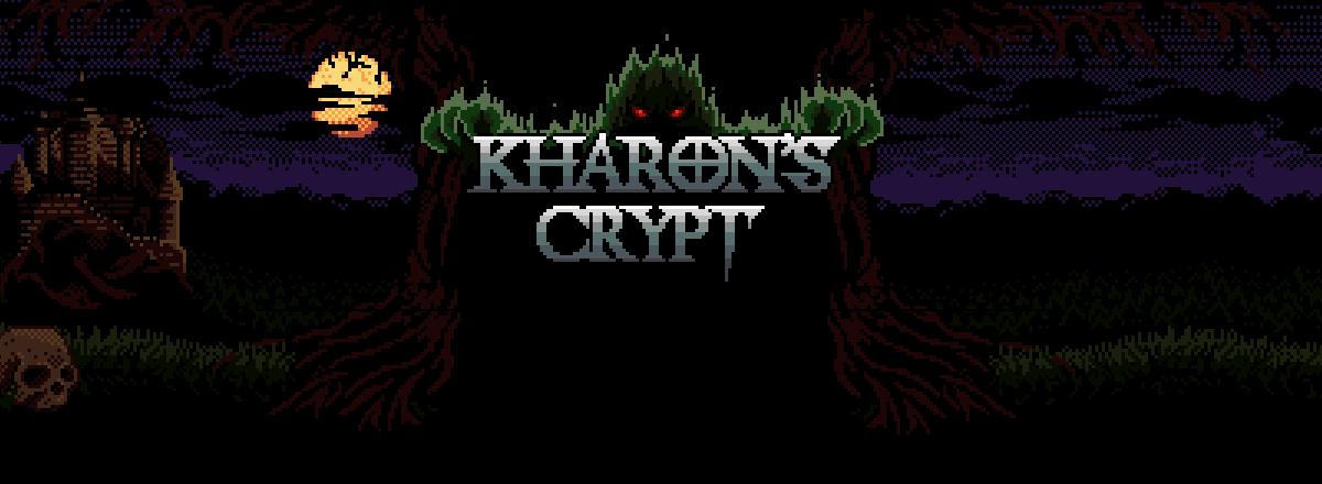 La historia maldita de Caronte, en Kharon's Crypt