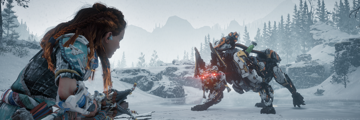 El horizonte helado: The Frozen Wilds