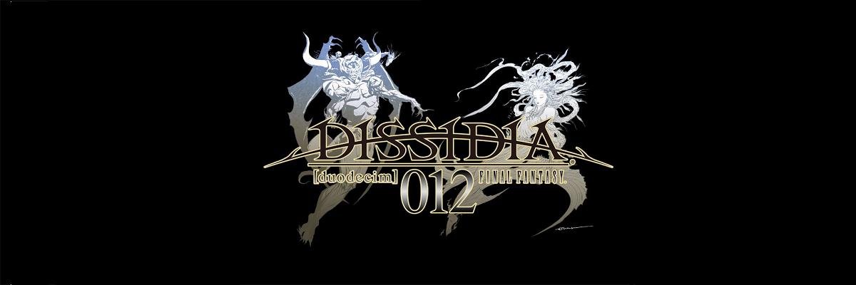 Dissidia 012: Final Fantasy. Que de verdad no quiero volver a caer al pozo