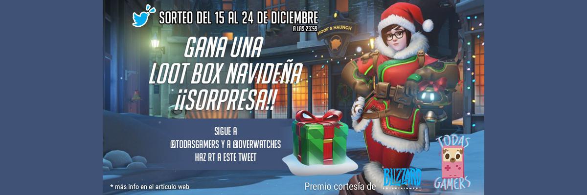 ¡Papá Noel se pasa por Todas Gamers!