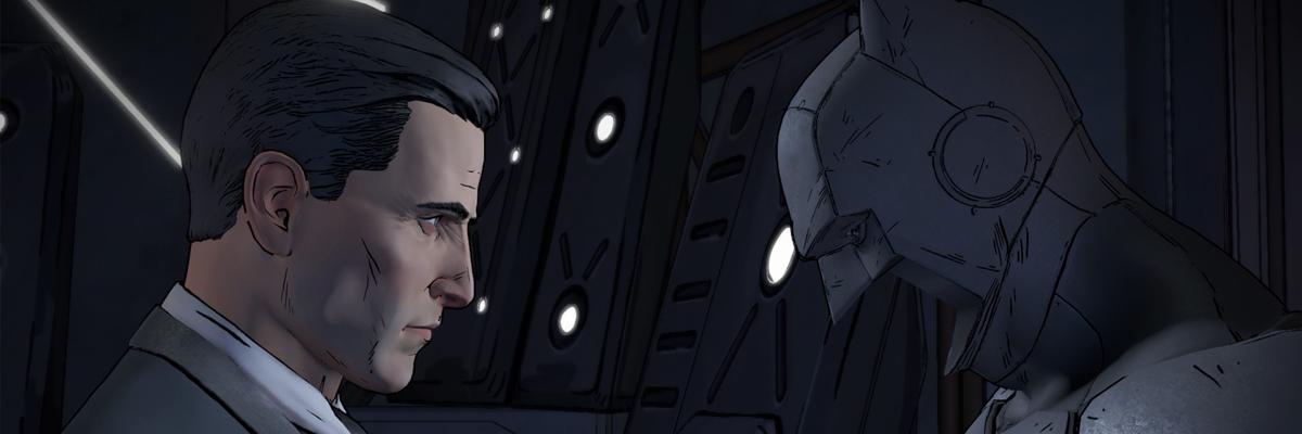 Batman: The Telltale Series, o el hombre tras la máscara